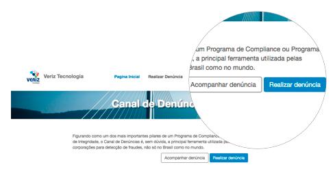 Imagem ilustrativa Canal de Denúncias